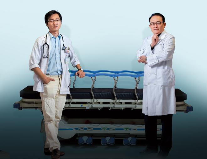 醫師爭勞權  從不是為自己