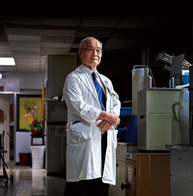 陳定信:我的底線是 醫師專業不該被「職業化」
