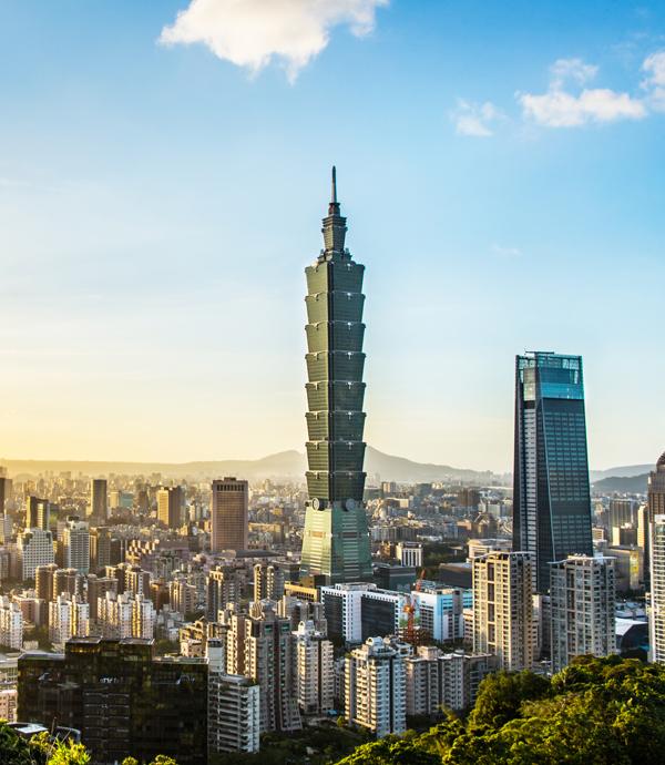 當世界搶台灣
