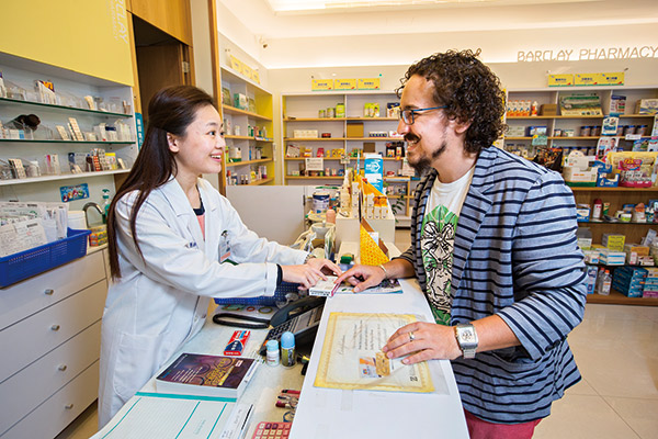 外國人來台使用醫療資源