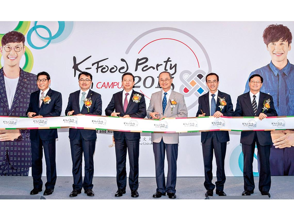 農水產公社邀偶像團體助陣 達成韓食滲透全球化任務