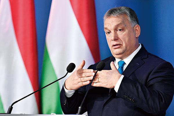 匈牙利總理奧爾班