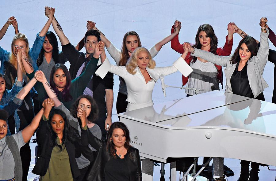 Lady Gaga #Metoo