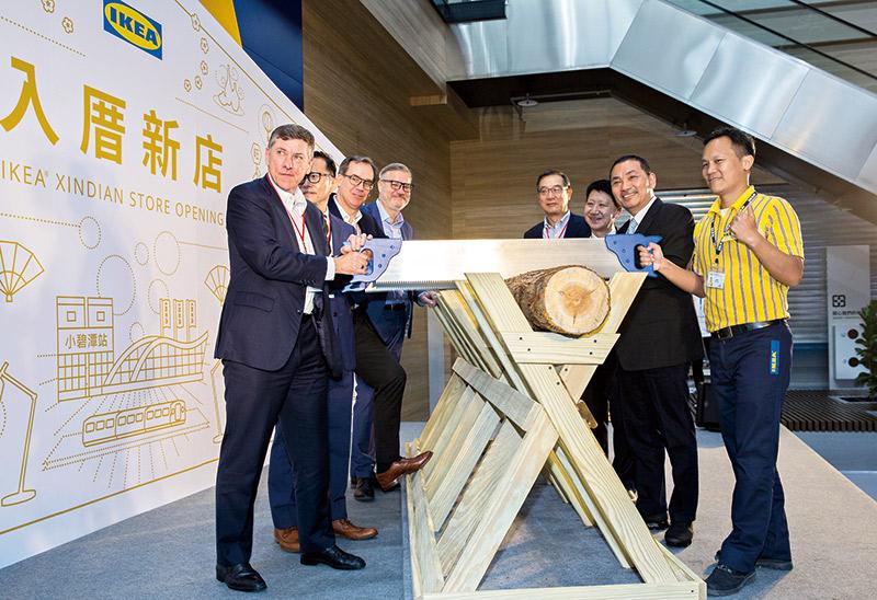 IKEA新店店開幕