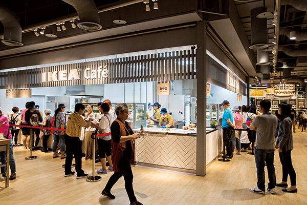 IKEA Café