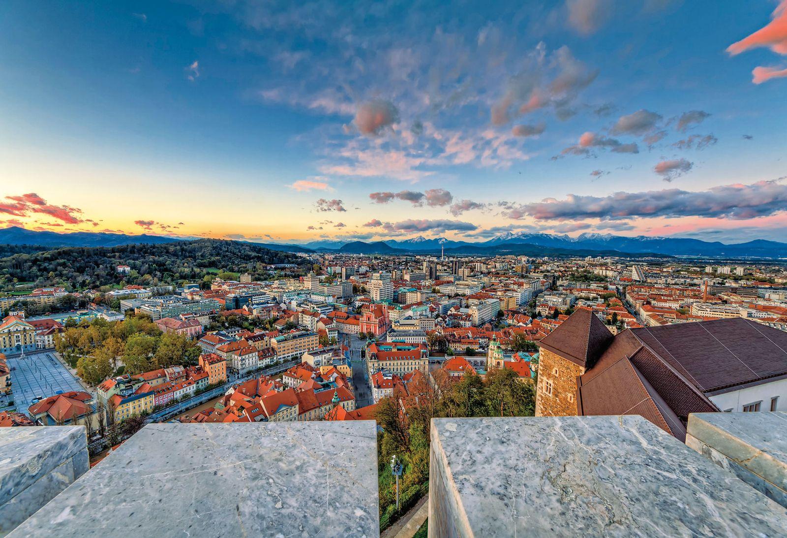 阿爾卑斯山下的綠寶石   斯洛維尼亞   Slovenia
