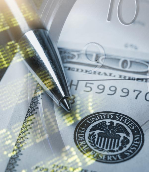 美債利率「斜槓」反轉,衰退魅影現蹤?