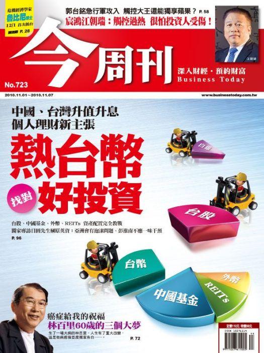 中國、台灣升值升息  個人理財新主張
