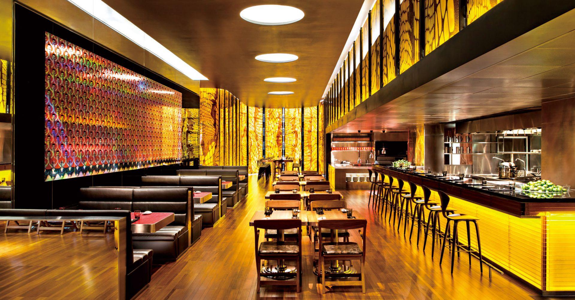 曼谷W飯店
