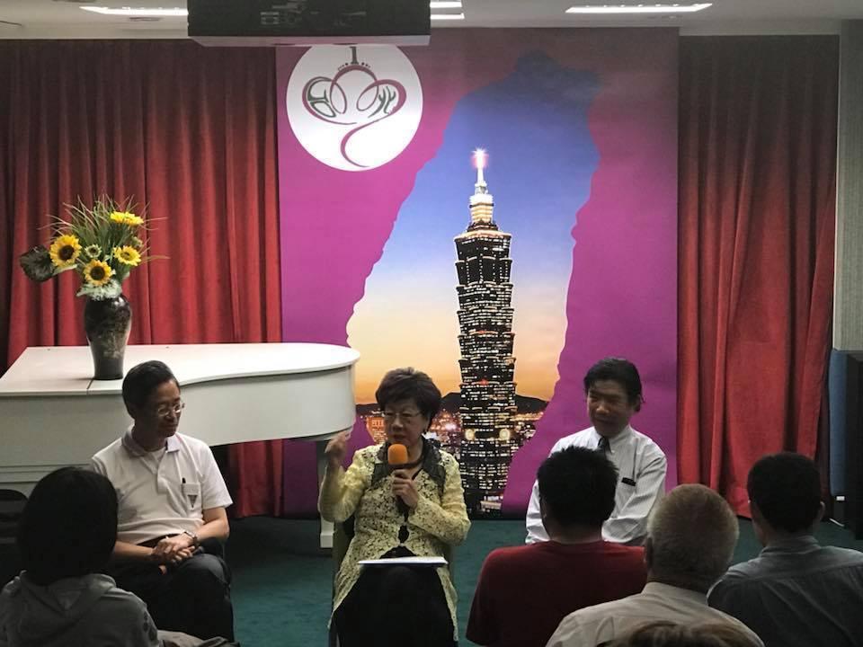 「非挺管 是挺法治」呂秀蓮、張善政齊發聲明 支持台大決議