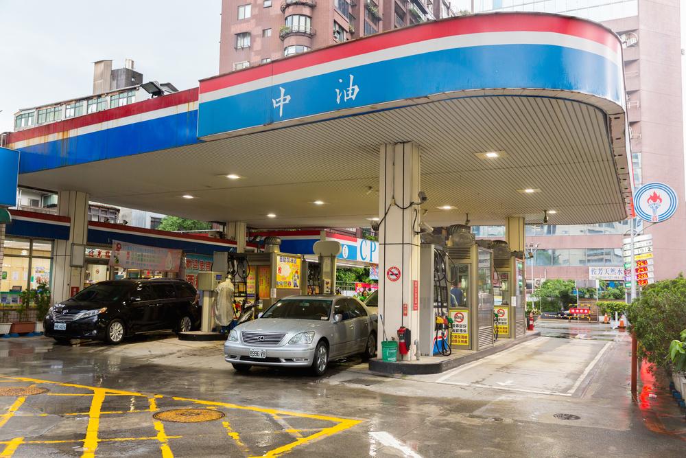 中油:汽、柴油價格明起分別調降0.2及0.3元