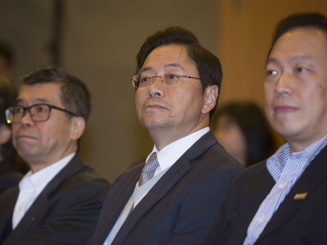 前閣揆張善政宣布選2020總統