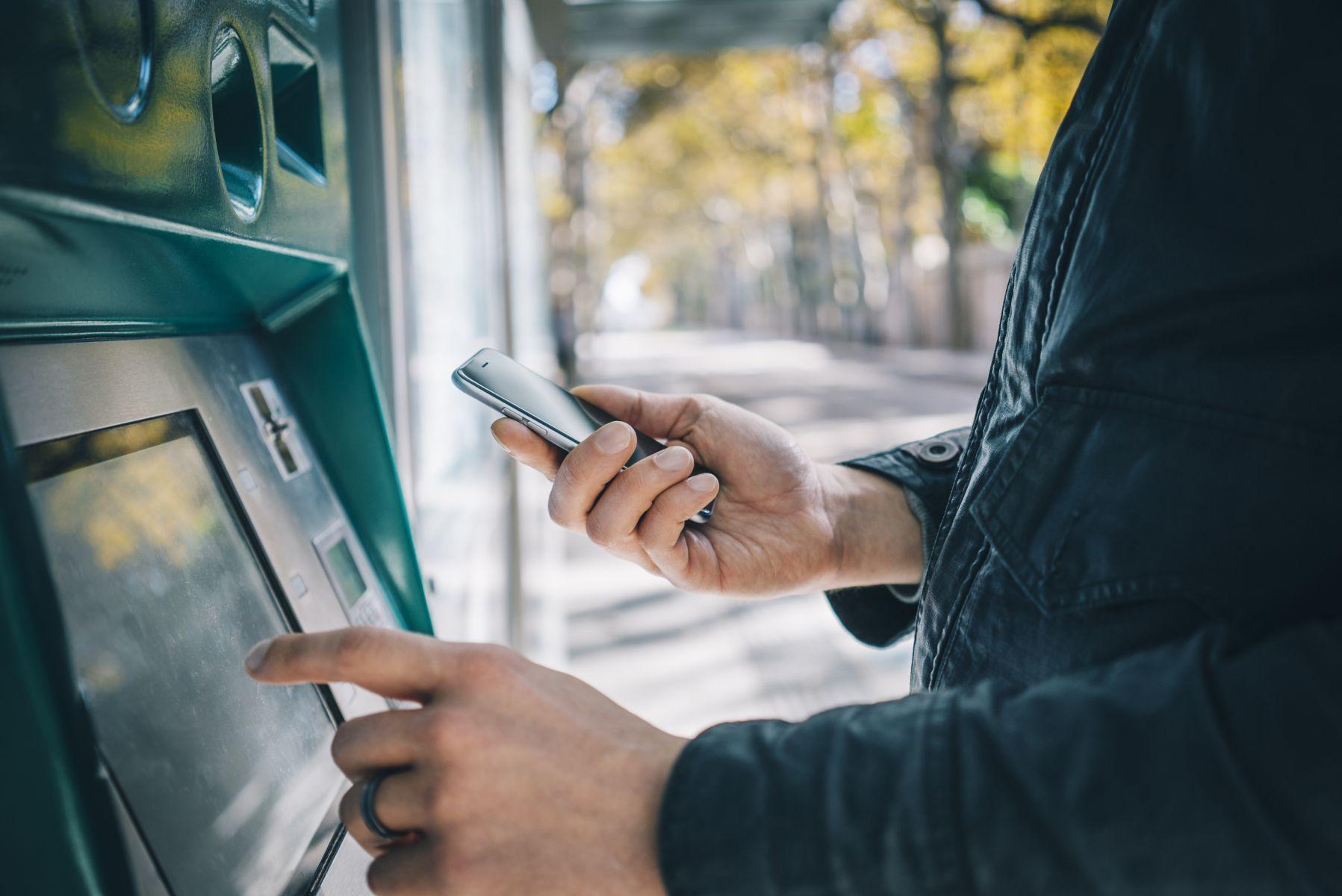 ATM領錢示意圖