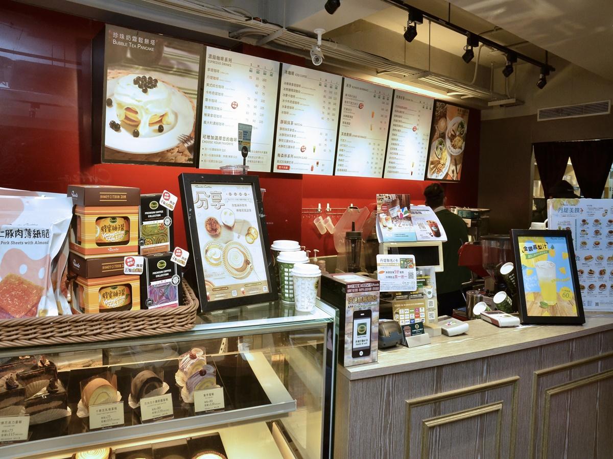 吸引新客 黏住熟客 丹堤咖啡智慧新零售服務奏效