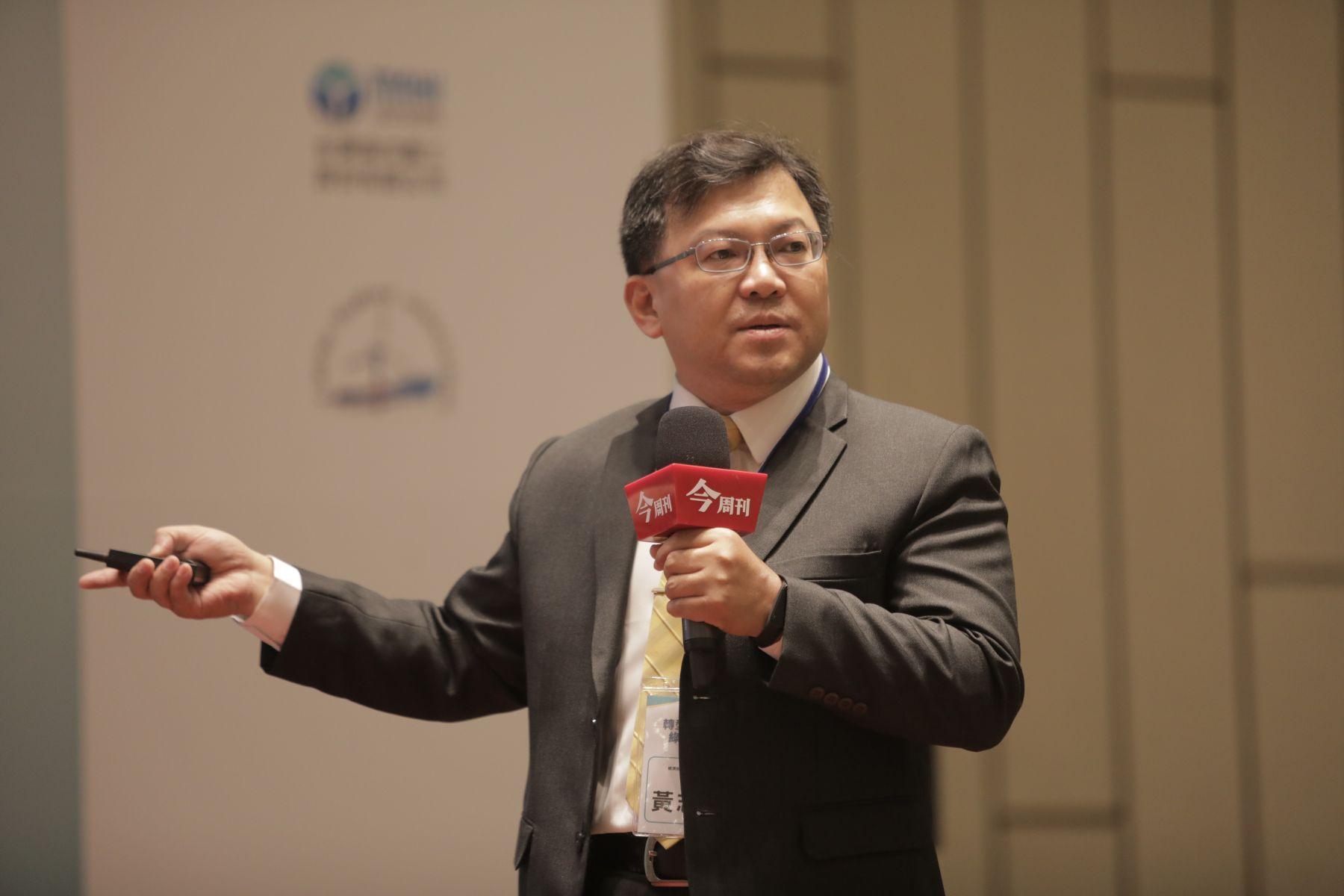 經濟部標準檢驗局第六組組長 黃志文