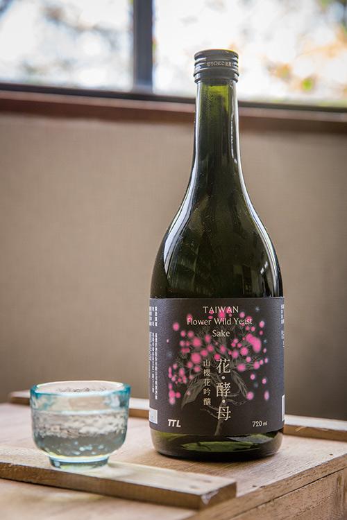 玉泉山櫻花酵母吟釀清酒