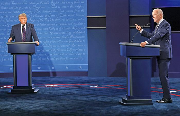 美國總統選情