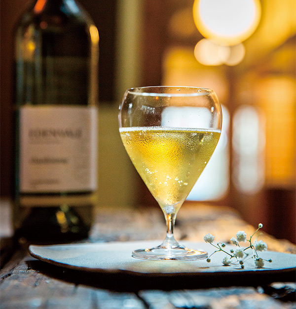 碧螺春香檳