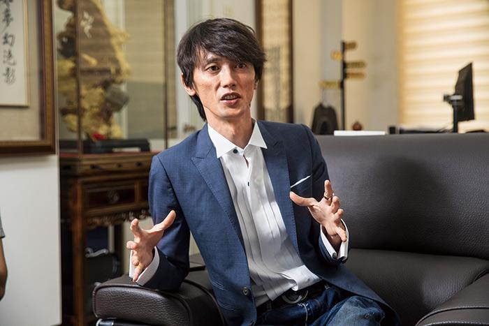 浩威能源董事長呂唐緯