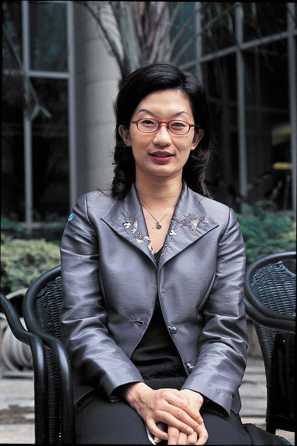 上投摩根亞太優勢基金經理人楊逸楓
