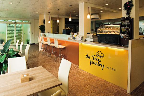 De Trio Pastry餐廳