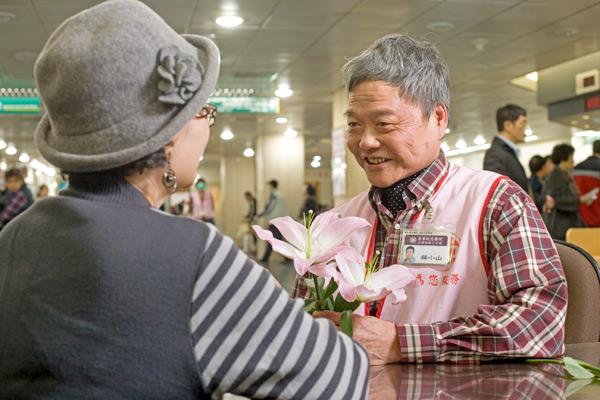 林小山罹患喉癌