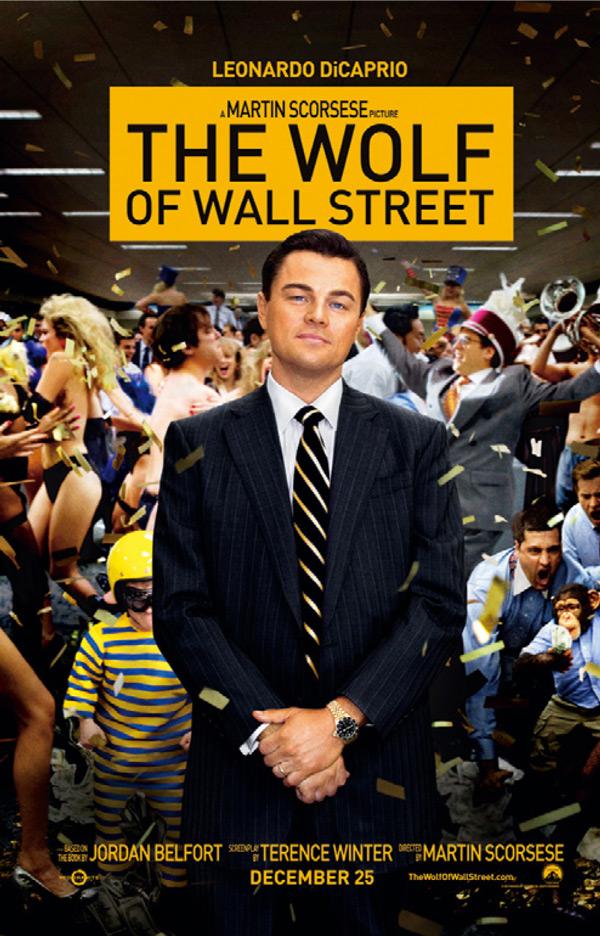 電影《華爾街之狼》