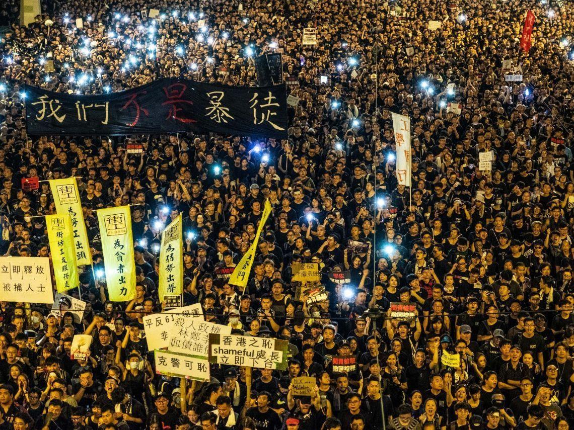 紐約時報精選》香港危機讓習近平強硬路線走不下去?
