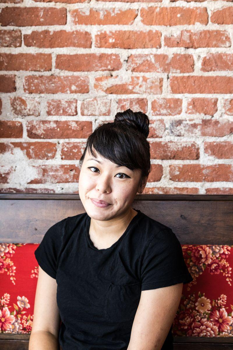 Vivian Ku在洛杉磯開了兩家台菜館子主打台灣的傳統蔬食
