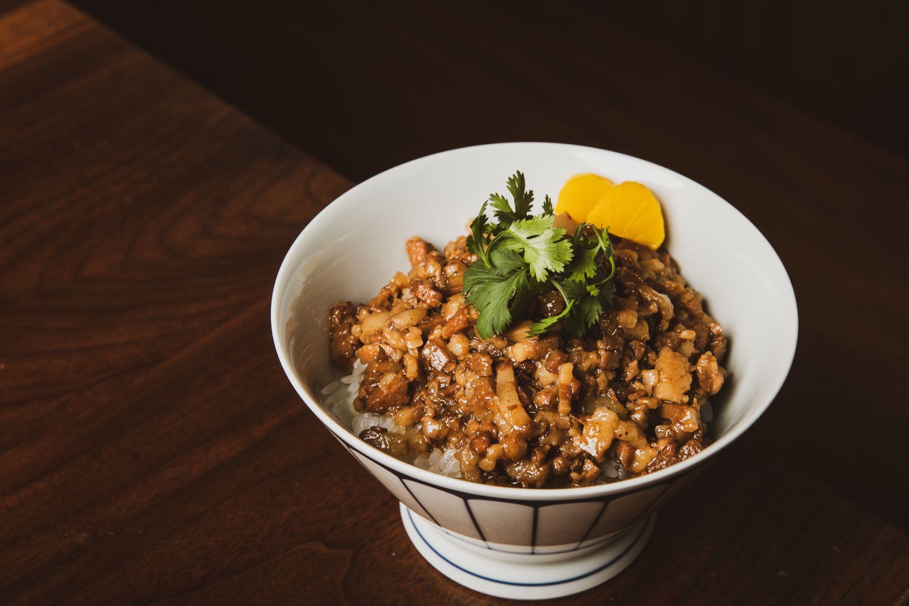台裔年輕主廚讓滷肉飯在美國飄香。