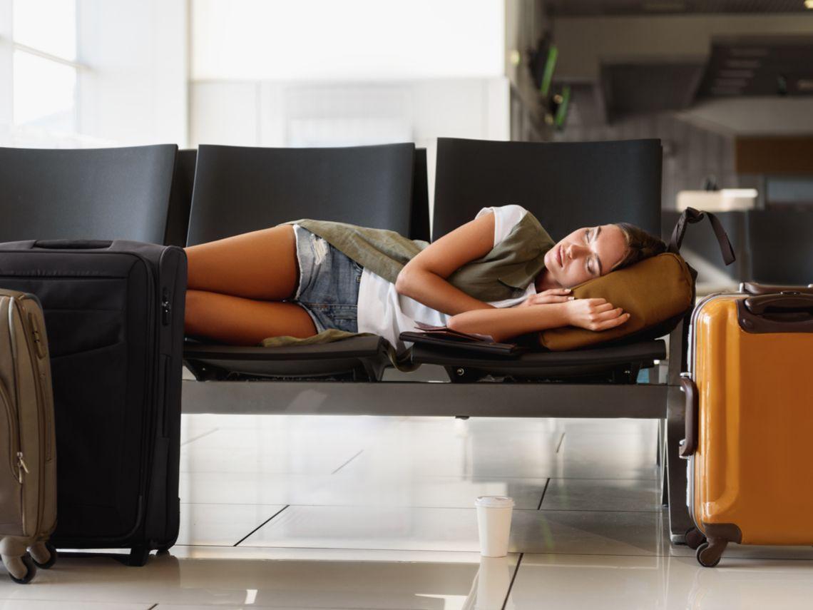 班機被取消、慘睡機場!買廉航機票不得不注意的3大黑洞