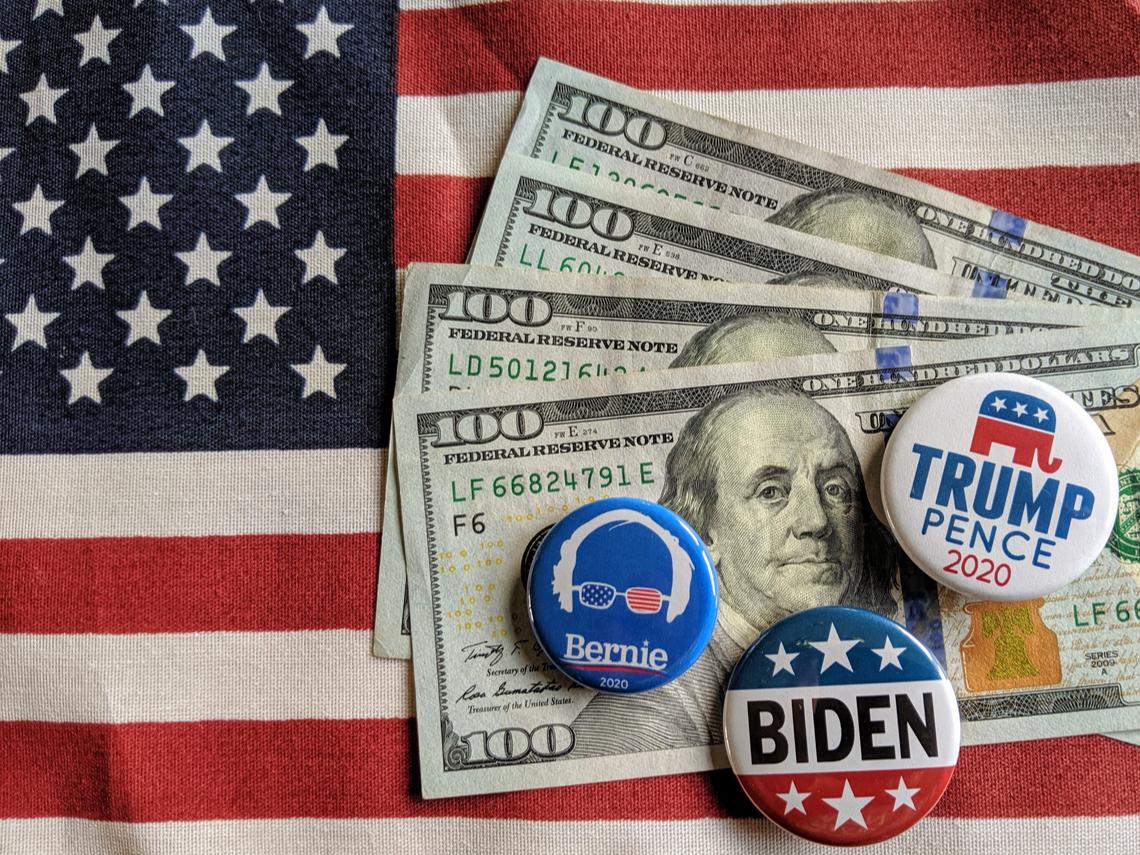 美國總統大選本周登場,「他」當選可能短多長空?一表掌握川普、拜登政策差異