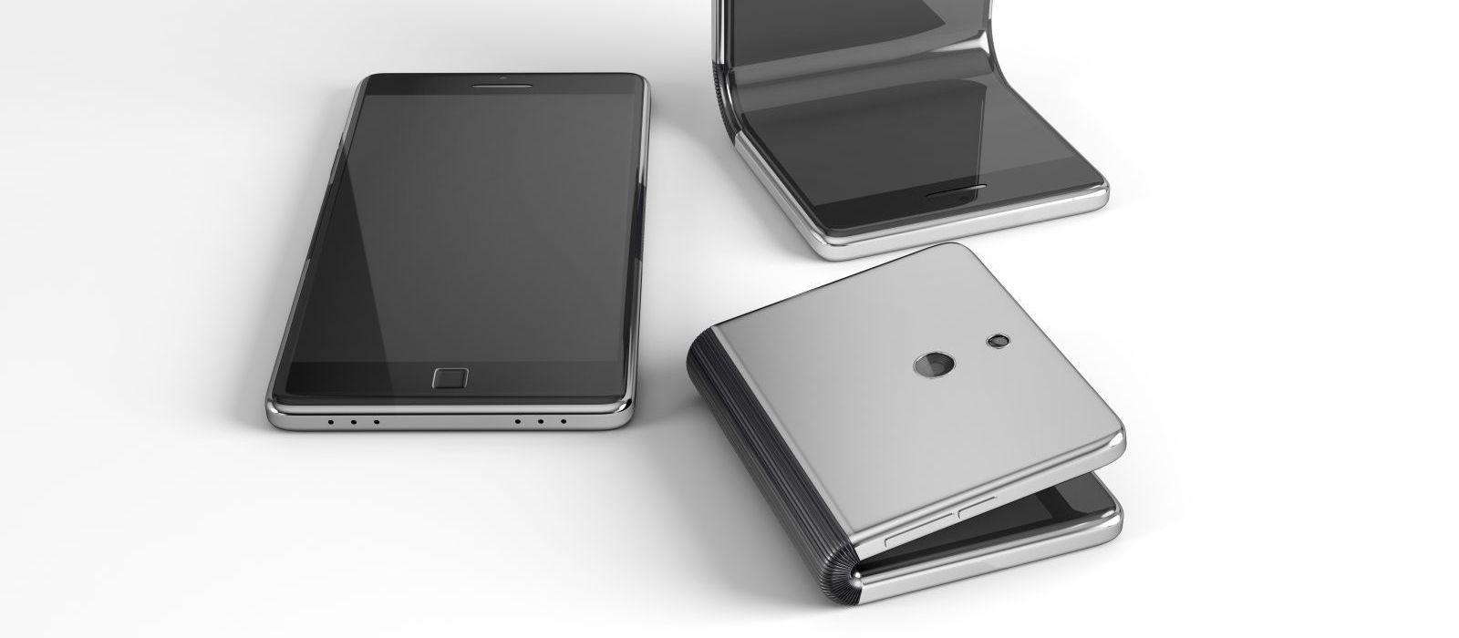 可折疊智慧型手機將問世  小摩點將6台廠受惠
