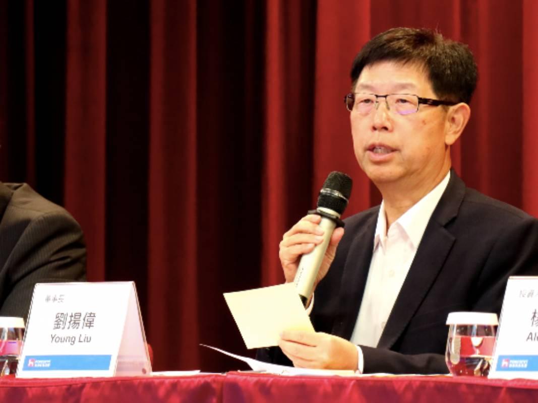 鴻海號召大家「打群架」 上千家夥伴+1攻電動車 但「這兩件事」讓劉揚偉好煩惱