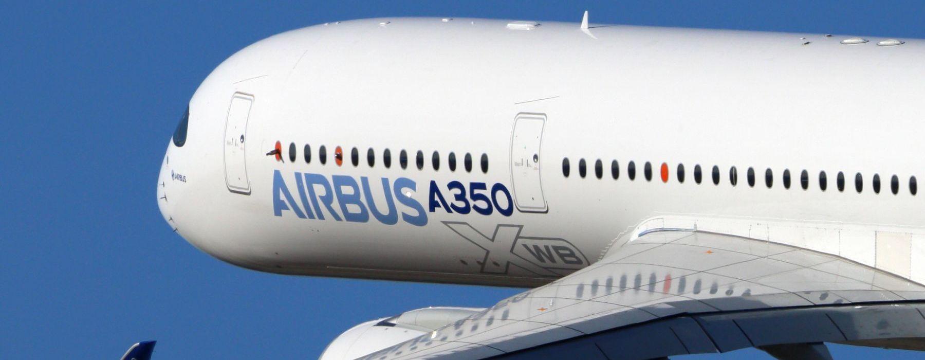 傳砸1800億台幣  星宇航空買17架空巴A350客機