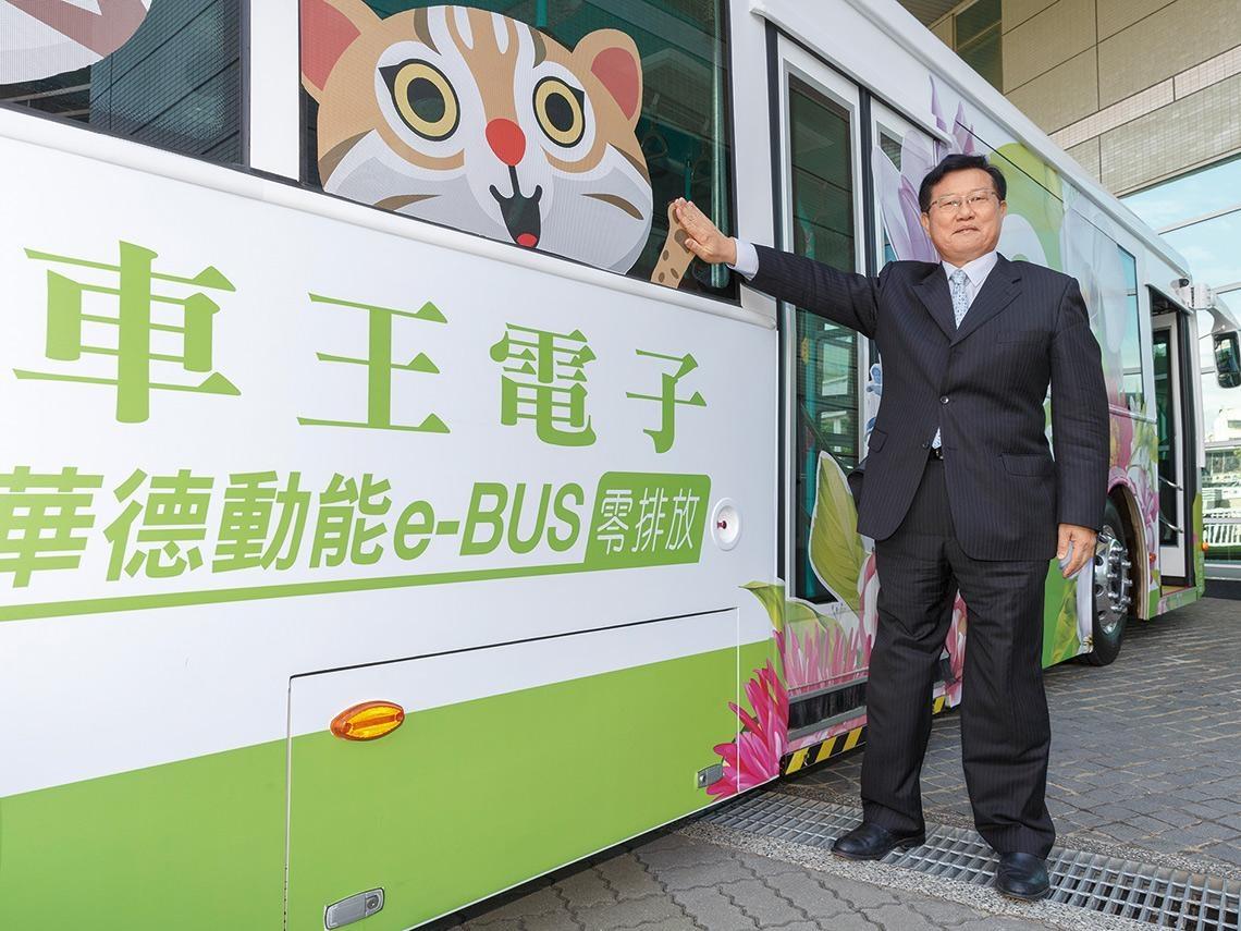 「我們很清楚知道,如果用中國電池那就結束了」  電動巴士國家隊成運、華德,電池都來自這裡…