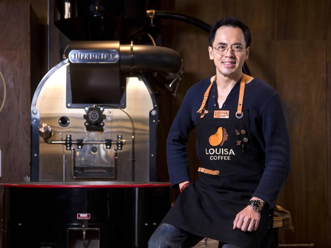 路易莎的黑金傳奇》靠39萬起家、用13年就幹掉星巴克,董座黃銘賢:要讓每個人都能喝到一杯好咖啡