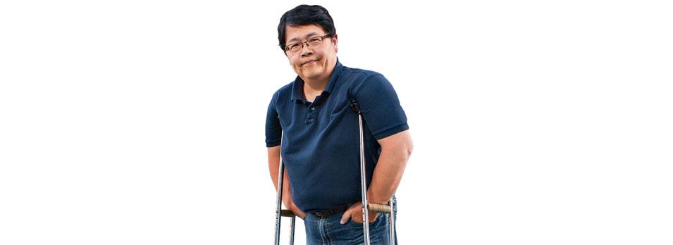 身障團隊打造琉璃匠人精神