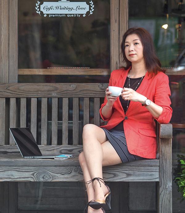 數位工具即時黏著性 讓她樂在理財