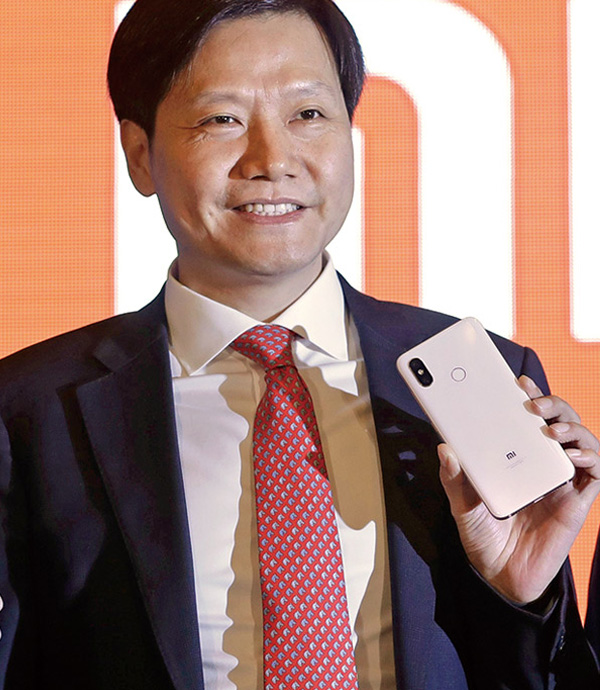 不只是手機公司  小米啟動「新物種」模式