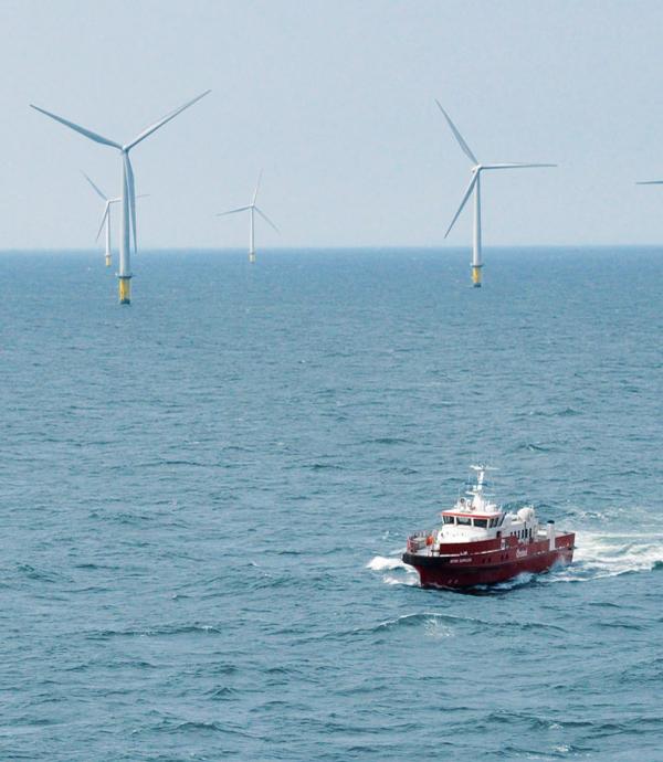 風能供應四成用電  還可外銷 小國丹麥為何成全球風電指標?