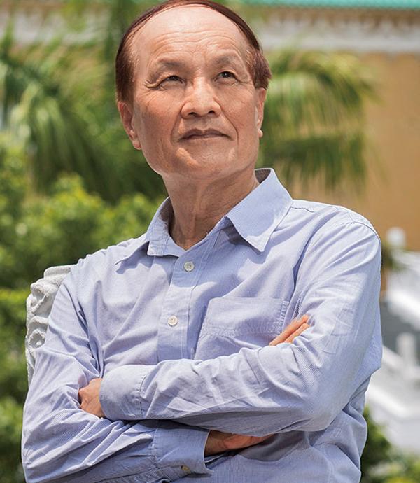 陳其南用一身學術魂  打造台灣人的故宮