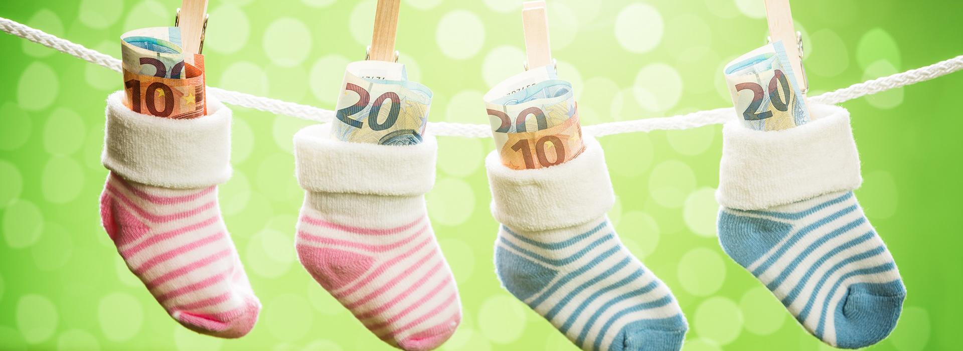 有錢人想的和你不一樣!善用「帳戶理財法」新手爸媽也能養小錢成大錢