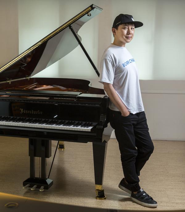 當過物理老師的音樂家  沉浮十年只為一個鋼琴夢