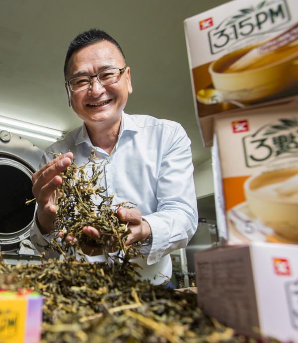 台灣奶茶包「接地氣」  賣進韓國900家店