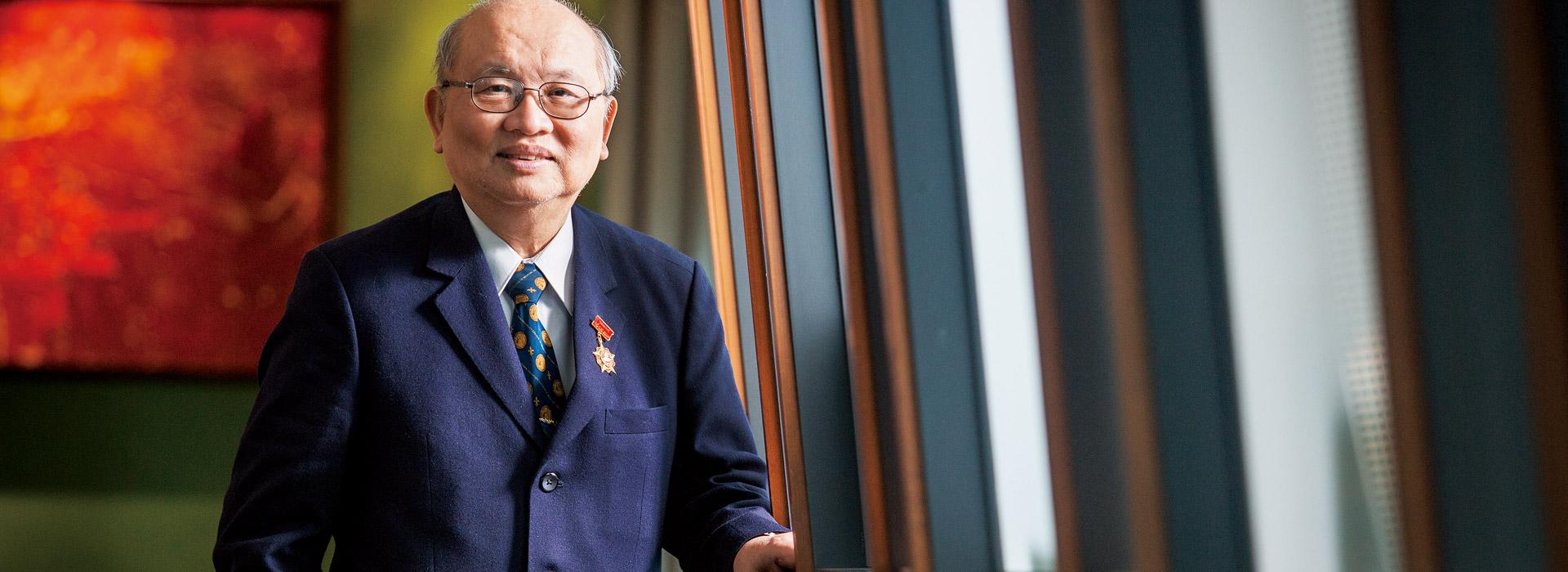 台灣血液權威跨足文壇  「無心插柳」的創作人生