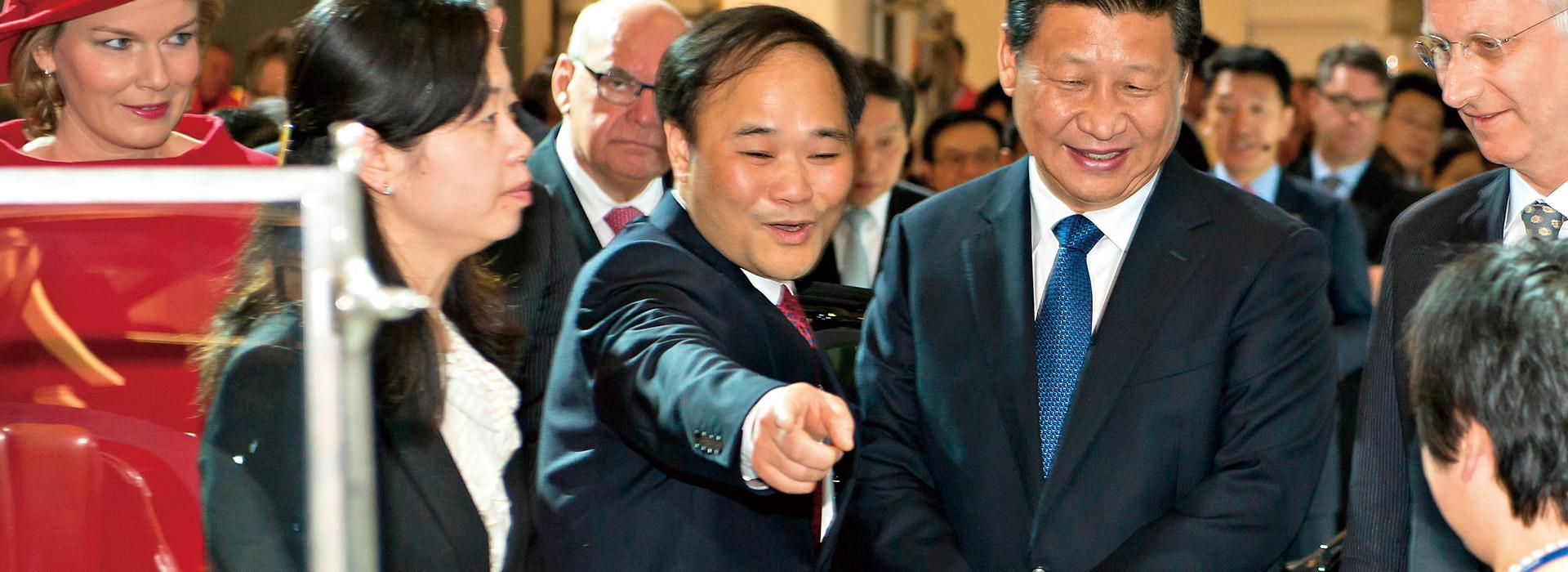 中國山寨車王 憑什麼變賓士最大股東?