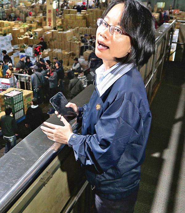 菜價之亂那幾天  北農吳音寧做了什麼?