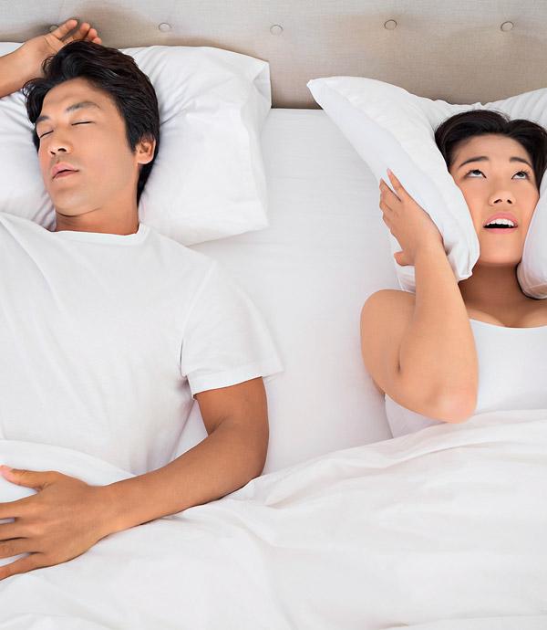 健康警報! 睡覺打呼一點都不好