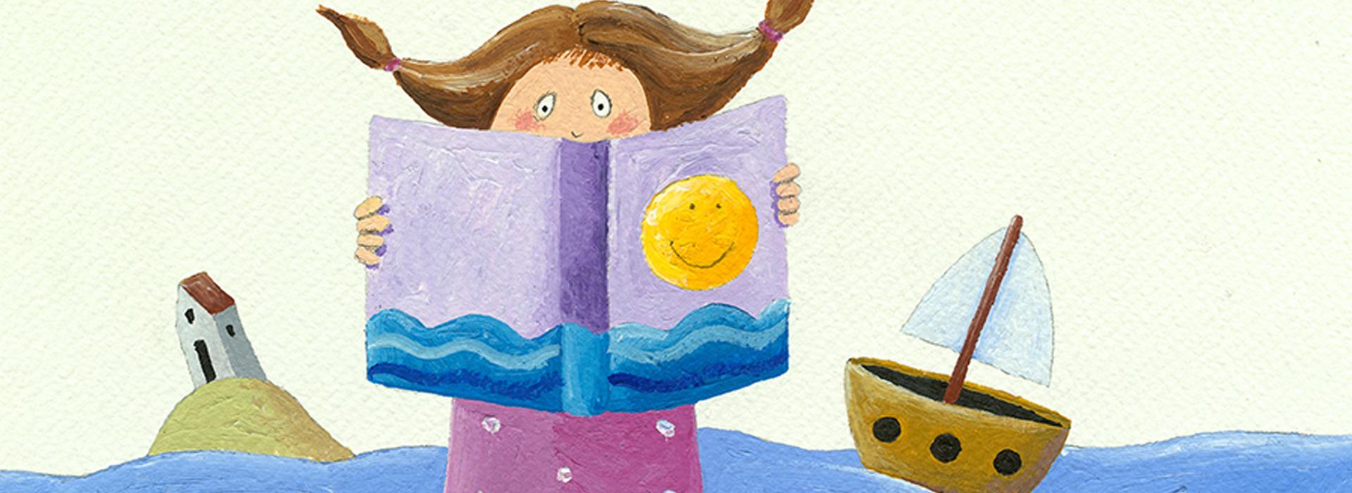 分齡適讀好書推薦:愈閱讀,愈專注